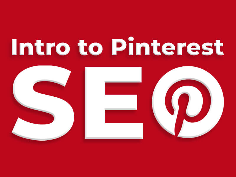 SEO Through Pinterest